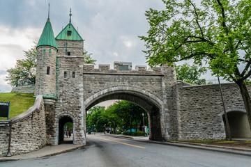 Citadel of Quebec (1673) - a National Historic Site of Canada.