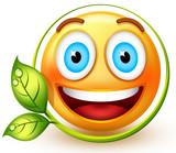 """Emoji, Emoticon, Friendly, Happy, Face,"" Stickers by TOM ... |Nice And Friendly Emoji"