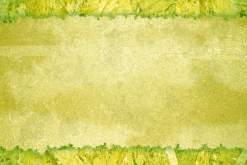 Green vintage particleboard background