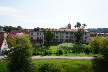 olg town, Kaunas