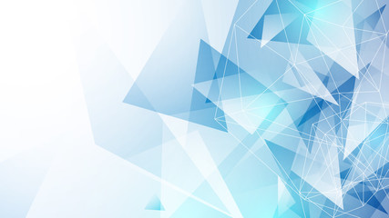 trójkąty tło wektor