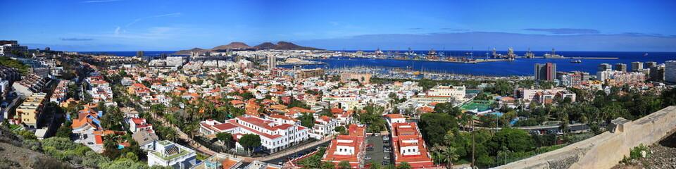 Poster de jardin Tunisie Las Palmas de Gran Canaria