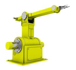 Industrieroboter - Freisteller