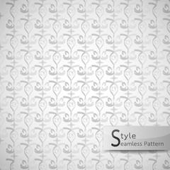 abstract seamless pattern eyes monochrome plus mesh. white texture background