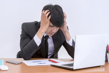Stress Business Finance