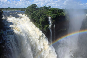 Victoria Falls, Devil's Cataract