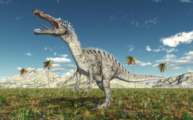 Dinosaurier Suchomimus