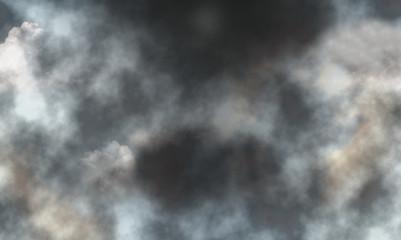 dark sky bad weather stormy background