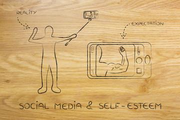 social media & body image: expectations vs realityy