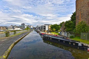 Edinburgh - Union Canal