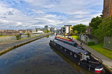 Edinburgh - Union Canal
