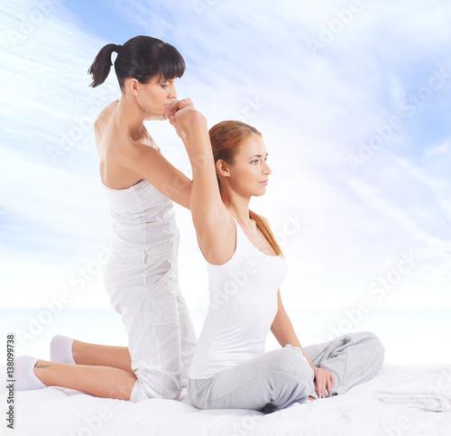 sky thai massage bodycare