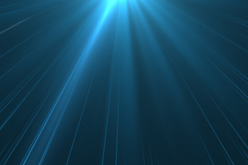 Abstract backgrounds blue space neon lights (super high resolution)
