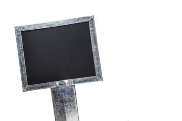 Blank Chalkboard plant label