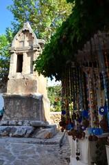 sarcophage lycien, Turquie