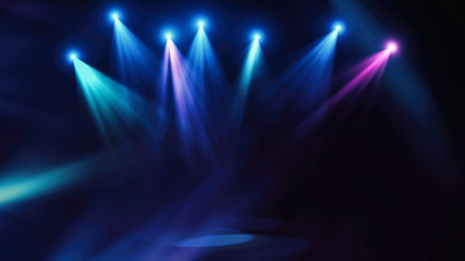 Concert lights (super high resolution)