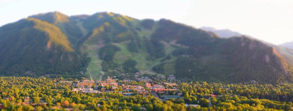 Aspen Mountain Colorado