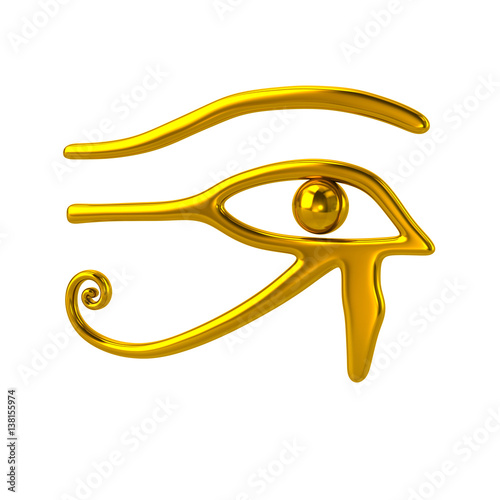 golden eye of horus