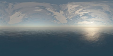 Environment map. HDRI map. Equirectangular projection. Spherical panorama. landscape