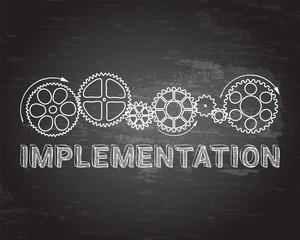 Implementation Blackboard