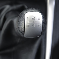 manual transmission gear lever knob