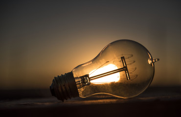 Sunrise Light Bulb