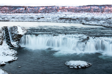 Faxifoss, Iceland