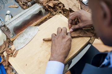 Hand made cigars
