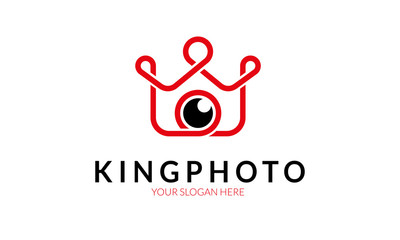 King Photo Logo