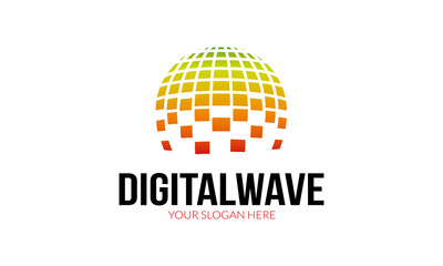 Digital Wave Logo