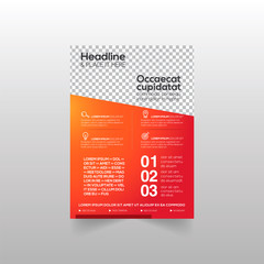 Brochure vector , annual report , Business , Cover design