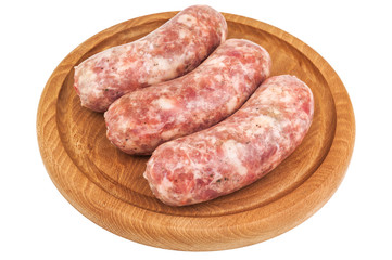 italian salcici (sausage)