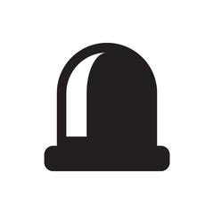 opened door icon illustration