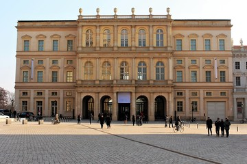 An Image of the Barberini Museum - Potsdam / Germany - 17/02/12