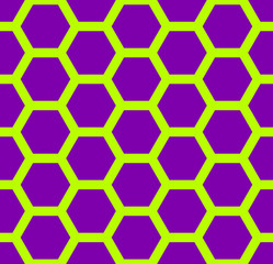 Violet bright seamless pattern