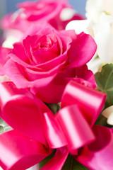 プレゼント用の花束