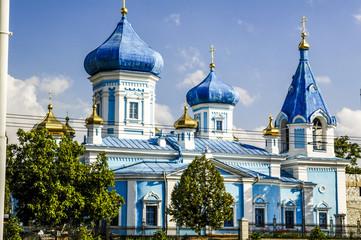 Chisinau, church, Moldova