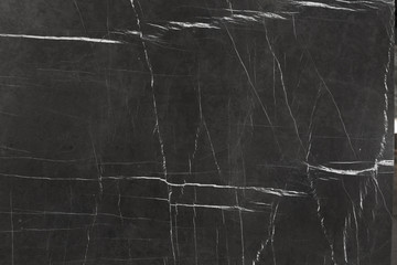 Canvas Prints Marble Abstract natural marble black and white.