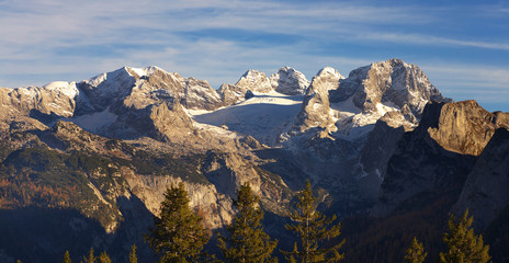View of Dachstein Group, Austria