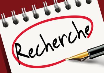 Recherche - Recherche scientifique - Recherche médicale - Recherche technologique