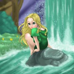 Lorelei - ondina personaggio mitologico