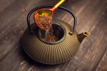 Китайский чайник и чай