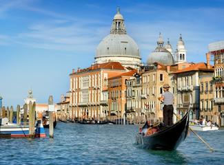 Printed kitchen splashbacks Historical buildings Vacation in Venice