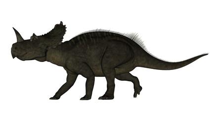 Centrosaurus dinosaur - 3D render