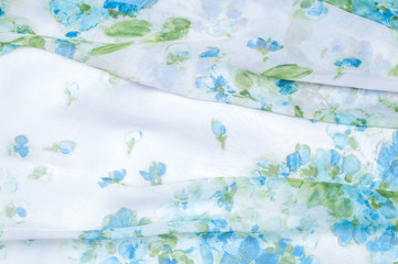 Silk fabric texture, abstract pattern,