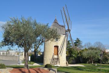 Aluminium Prints Mills Le moulin de Pierrelatte