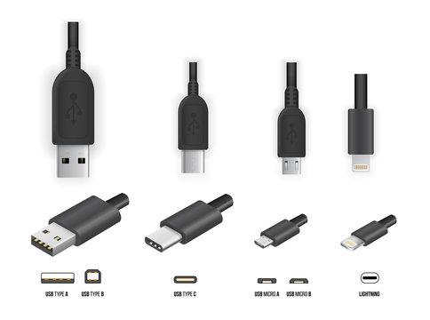 USB all type