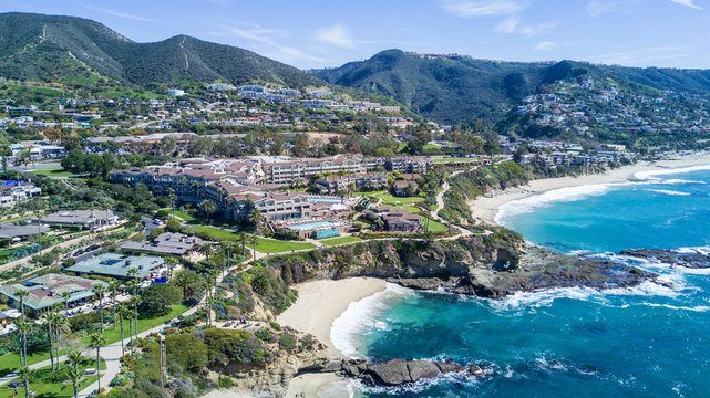 Laguna Beach, Southern California