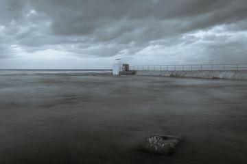 Merewether - Ocean Baths Pumphouse