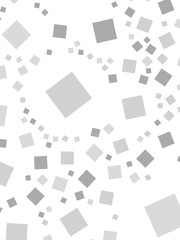 Abstract background with flat blocks. Pattern for science concept.